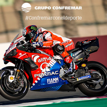 Confremar Group becomes official sponsor of the Pramac Racing Team