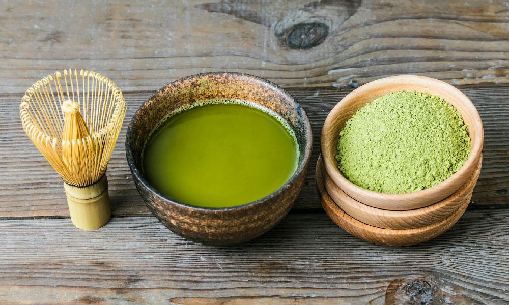 Los beneficios del té verde Matcha