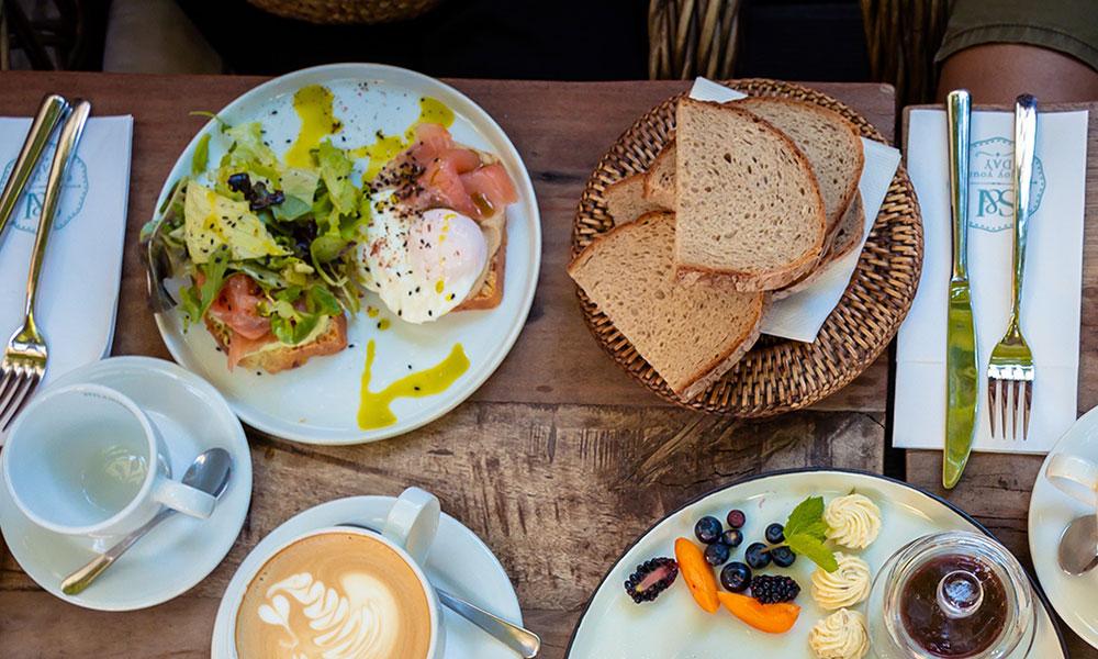 Recomendaciones para realizar un buen desayuno