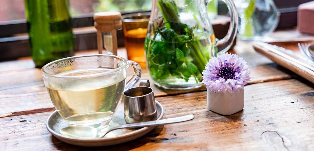 Te verde contra las alergias primaverales